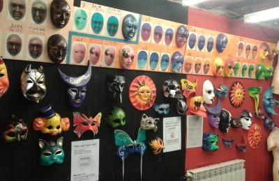 decora la tua maschera