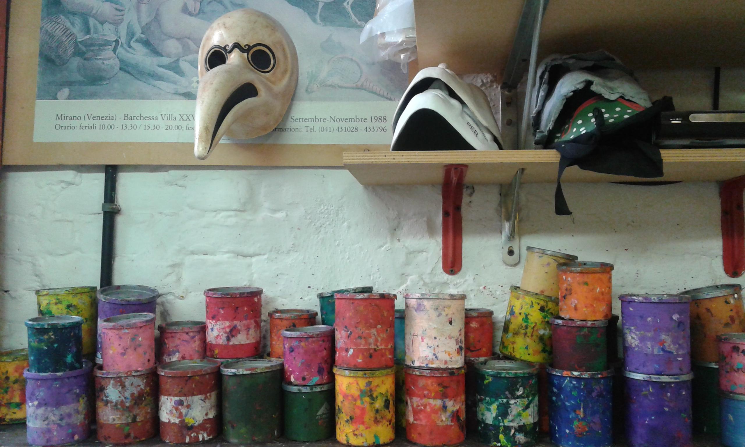 decora la tua maschera 3